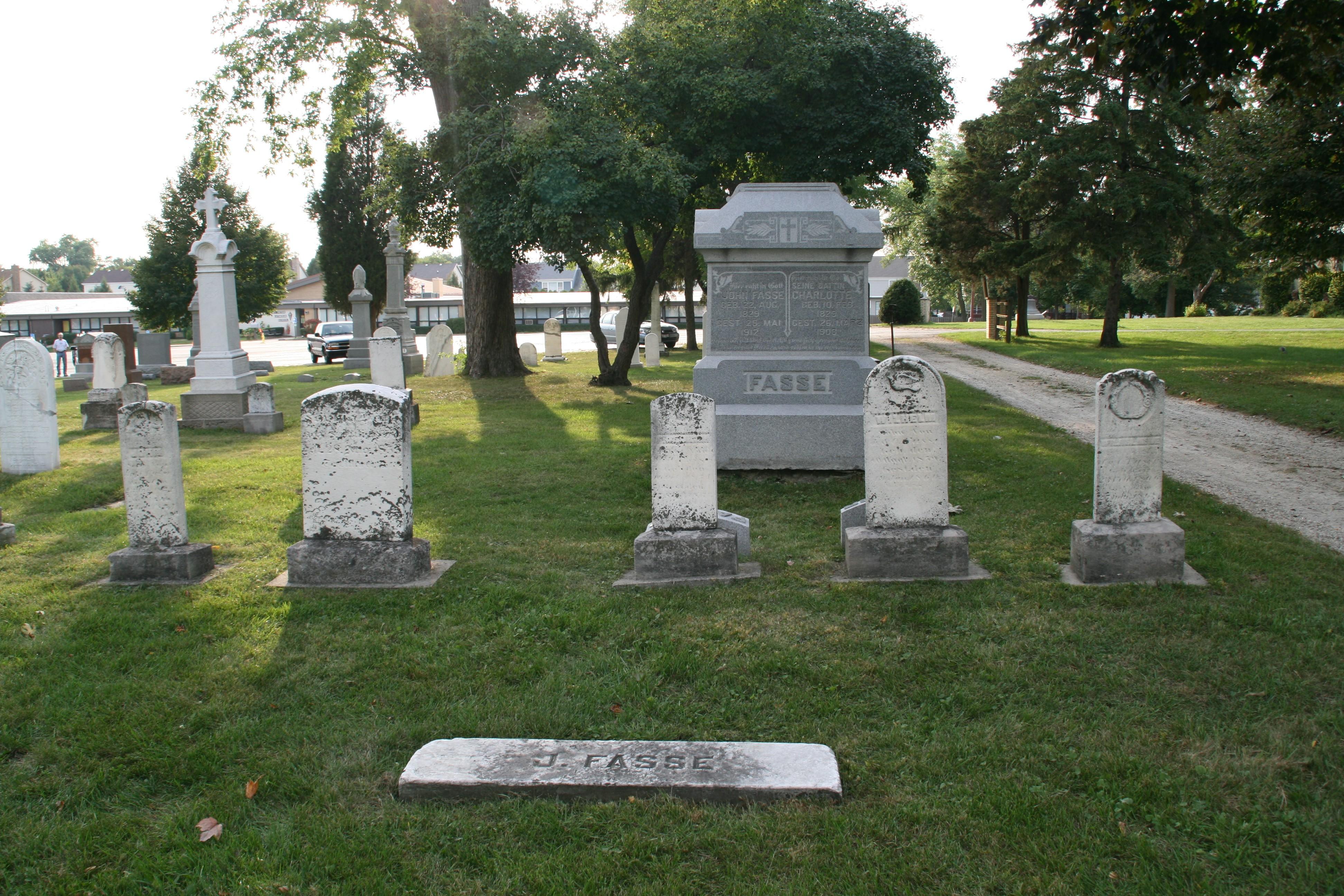New England Cemetery Tours