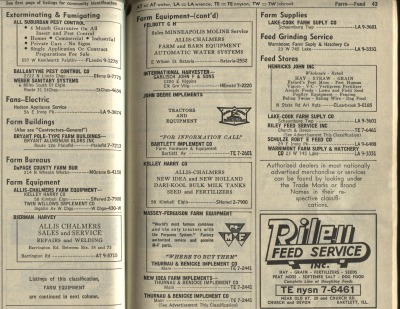 Phone Books Local History
