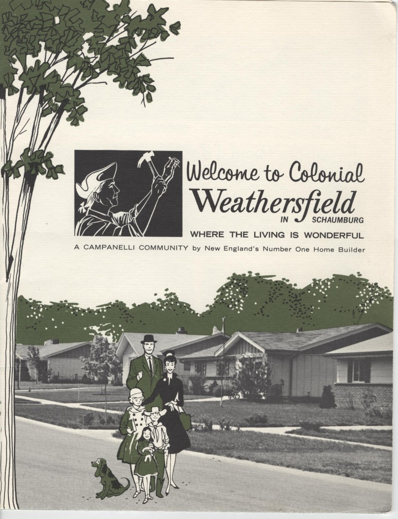 STREET NAMES IN WEATHERSFIELD | Local History