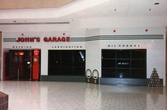 John S Garage Amp Filling Station Local History