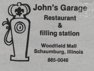 John's Garage