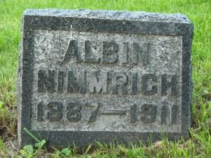 Albin Nimmrich