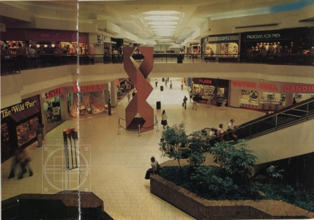 Woodfield Mall Center Court