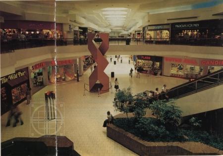Woodfield Mall Center Court