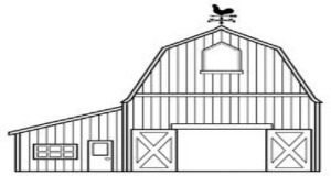 Barn graphic