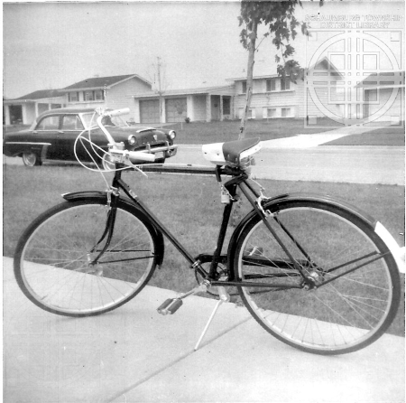 Bicycle from ENGLAND