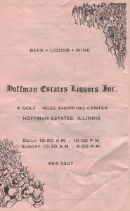 Hoffman Estates Liquor