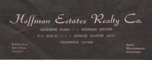 Hoffman Estates Realty Co