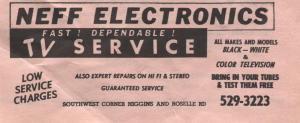 Neff Electronics