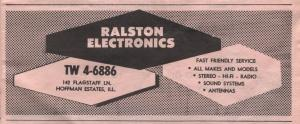 Ralston Electronics