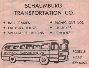 Schaumburg Transportation Co