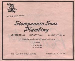 Stompanato Sons