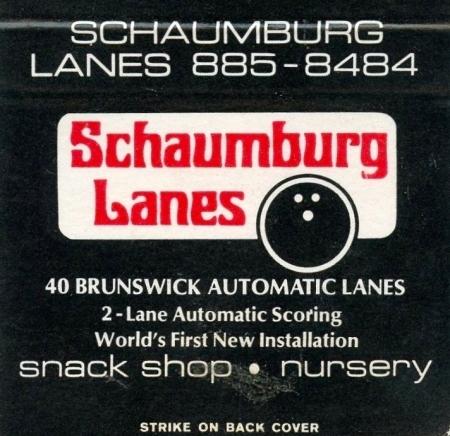 Schaumburg Lanes 1