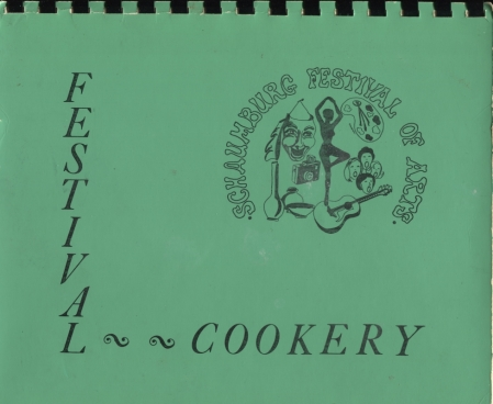 Festival of Arts Cookbook 1