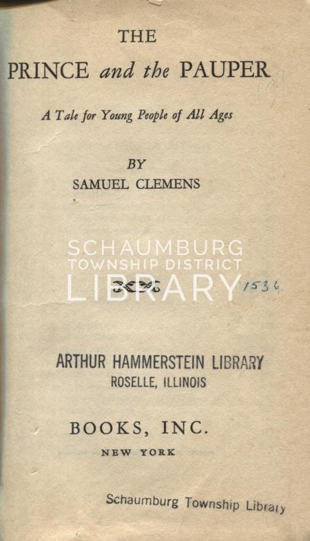 Hammerstein library